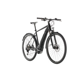 Cube Cross Hybrid Race 500 Allroad Black'n'White